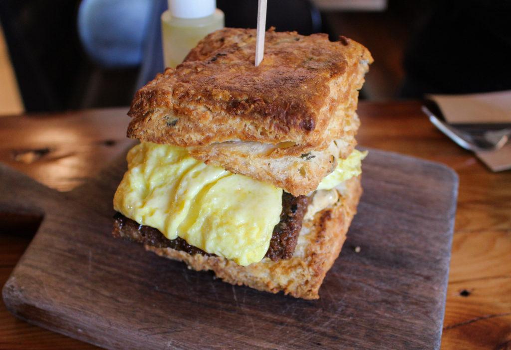 Bodega Sandwich, high street on hudson, nyc