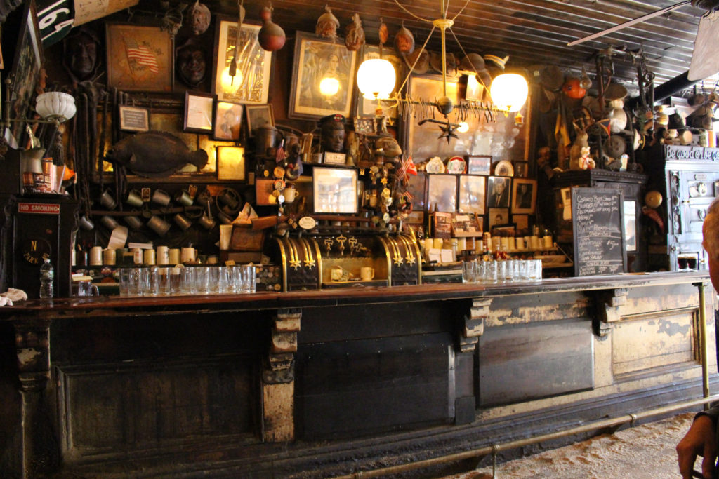 mcsorley's old ale house