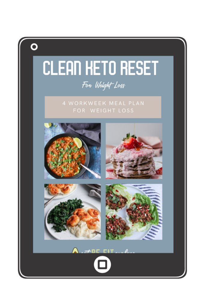 Clean Keto Reset for Weight Loss