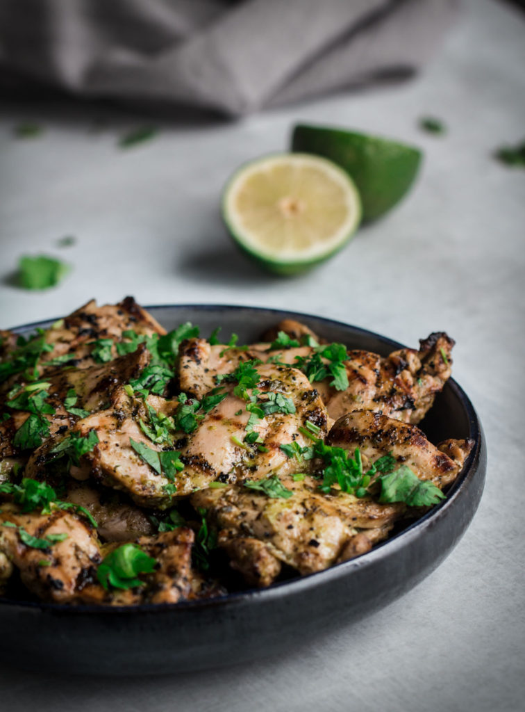 keto tequila lime chicken