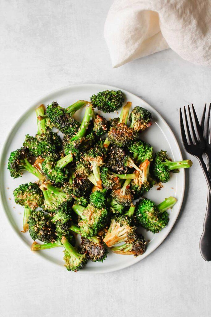 Gochugang Broccoli