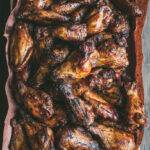 spicy smoked wings